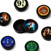 Lembrancinha Mini Latinha Harry Potter - 10 unidades - Extra Festas