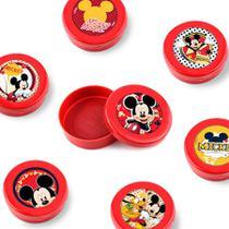 Lembrancinha Mini Latinha Mickey Clássico 10 unidades - Festabox