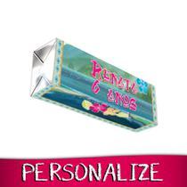 Lembrancinha Personalizada Bala Refrescante Moana 08 unidades - Festabox