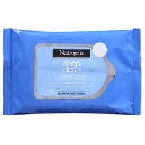 Lenço De Limpeza Facial Demaquilante Neutrogena 7 Unidades -