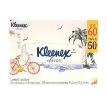 Lenço De Papel Bolso Kleenex Com 60 -