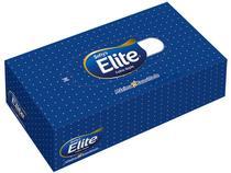 Lenço de Papel Elite Softys Máxima Suavidade - 150 Unidades Folha Dupla