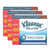 Lenço De Papel Kleenex - 300 Lenços -