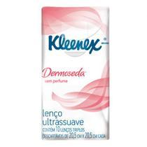Lenco de papel kleenex bolso com 10 unidades - KIMBERLY-CLARK