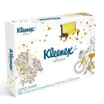 Lenco De Papel Kleenex C/50 - Klenex