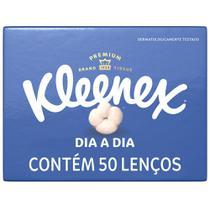 Lenço de Papel Kleenex Dia a Dia 50 Unidades -