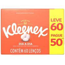 Lenço de Papel Kleenex Leve 60 Pague 50 -