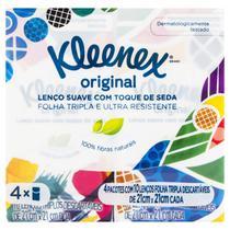 Lenço de Papel Kleenex Suave 40 Unidades -