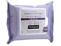 Lenço Demaquilante Neutrogena - Night Calming 25 Unidades