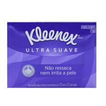 Lenço Dermoseda Kleenex 40 Folhas -