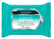 Lenço Micelar Neutrogena - Purified Skin 7 em 1 -