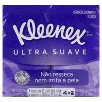 Lenço Papel Kleenex Bolso Dermoseda 40 Unidades -