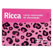 Lenço Removedor de Oleosidade Ricca -