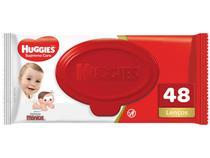Lenço Umedecido Huggies Supreme Care - 48 unidades