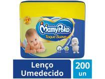 Lenço Umedecido MamyPoko Toque Suave - 200 Unidades