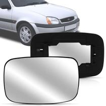 Lente C/ Base Espelho Retrovisor Fiesta 97 98 99 - Unidade - Blawer