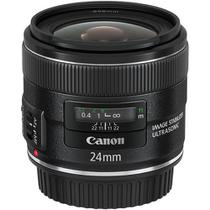 Lente Canon EF 24mm F/2.8 IS USM -