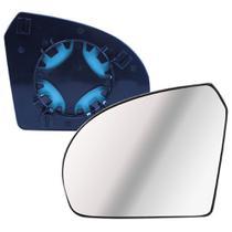 Lente com Base do Espelho Retrovisor Esquerdo Ford Ka 2008 a 2014 Fiesta 2003 em diante - Blawer