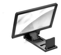 Lente De Aumento Tela 3d Suporte Ampliadora Para Celular - IMP