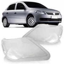 Lente Farol Gol 2008 A 2013 Saveiro Voyage G5 - Automotive Imports