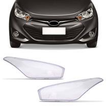 Lente Farol Hyundai HB20 HB20X HB20S 2012 2013 2014 2015 2016 Cristal - IMP