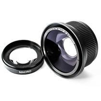 Lente Fisheye Olho de Peixe p/ Nikon 18-55mm - Linxing Optics Co.