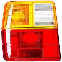 Lente Lanterna Traseira Tricolor Plastico 1985 ... Fiat Uno A 2017 Nk414029 - Gnr