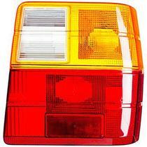 Lente Lanterna Traseira Tricolor Plastico 1985 ... Fiat Uno A 2017 Nk414030 - Gnr
