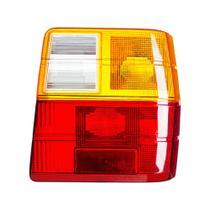 Lente Lanterna Tricolor Acrilico 1985 ... Cod.ref. Nk414036 Fiat Uno - Gnr