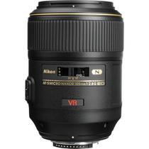 Lente Nikon 105mm F/2.8G IF-ED AF-S VR Macro -