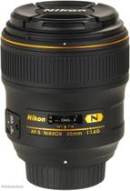 Lente Nikon 35mm f/1.4G AF-S NIKKOR Grande Angular -