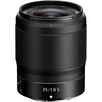 Lente Nikon 35mm Z F/1.8 S -