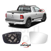 Lente Retrovisor Direito Vw Saveiro G5 2009 2010 2011 2012 - Metagal