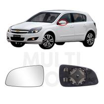 Lente Retrovisor Esquerdo GM Vectra GT 2006 2007 a 2010 2011 - Metagal