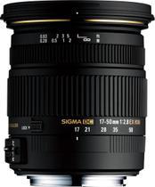 Lente Sigma 17-50mm f/2.8 AF EX DC OS HSM para Nikon APS-C -