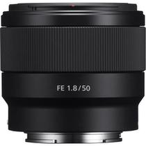 Lente Sony FE 50mm f/1.8 E-Mount Full Frame (SEL50F18F) -