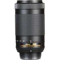Lente Teleobjetiva Nikon 70-300mm AF-P DX f/4.5-6.3G ED -
