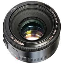 Lente Yongnuo 50mm f/1.8 Canon -