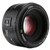 Lente Yongnuo EF YN 50mm f/1.8 para Canon -