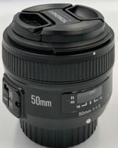 Lente Yongnuo Yn50mm F1.8n Para Nikon B3 -