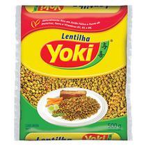 Lentilha 500g - Yoki -