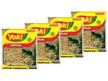 Lentilha Verde Yoki 500g - 4 Unidades