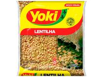Lentilha Verde Yoki 500g -