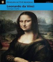 Leonardo Da Vinci - Level 4 - With Cd-rom - Pearson (elt) -