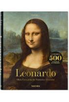 Leonardo obra completa de pintura e desenho - Taschen