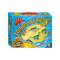 Ler e brincar - dinossauros - todolivro -