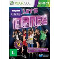 Let's Dance - Xbox 360 - Jogo