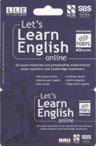 Let's Learn English Card - For Exams - TOEFL (60 Hours) - Hub Editorial