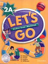 Let´s go 2a sb/wb  with multi-rom - 2nd ed - Oxford university -