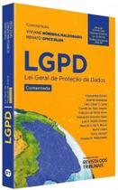 Lgpd - Lei Geral De Protecao De Dados - Rt - 1 Ed - Ed revista dos tribunais ltda